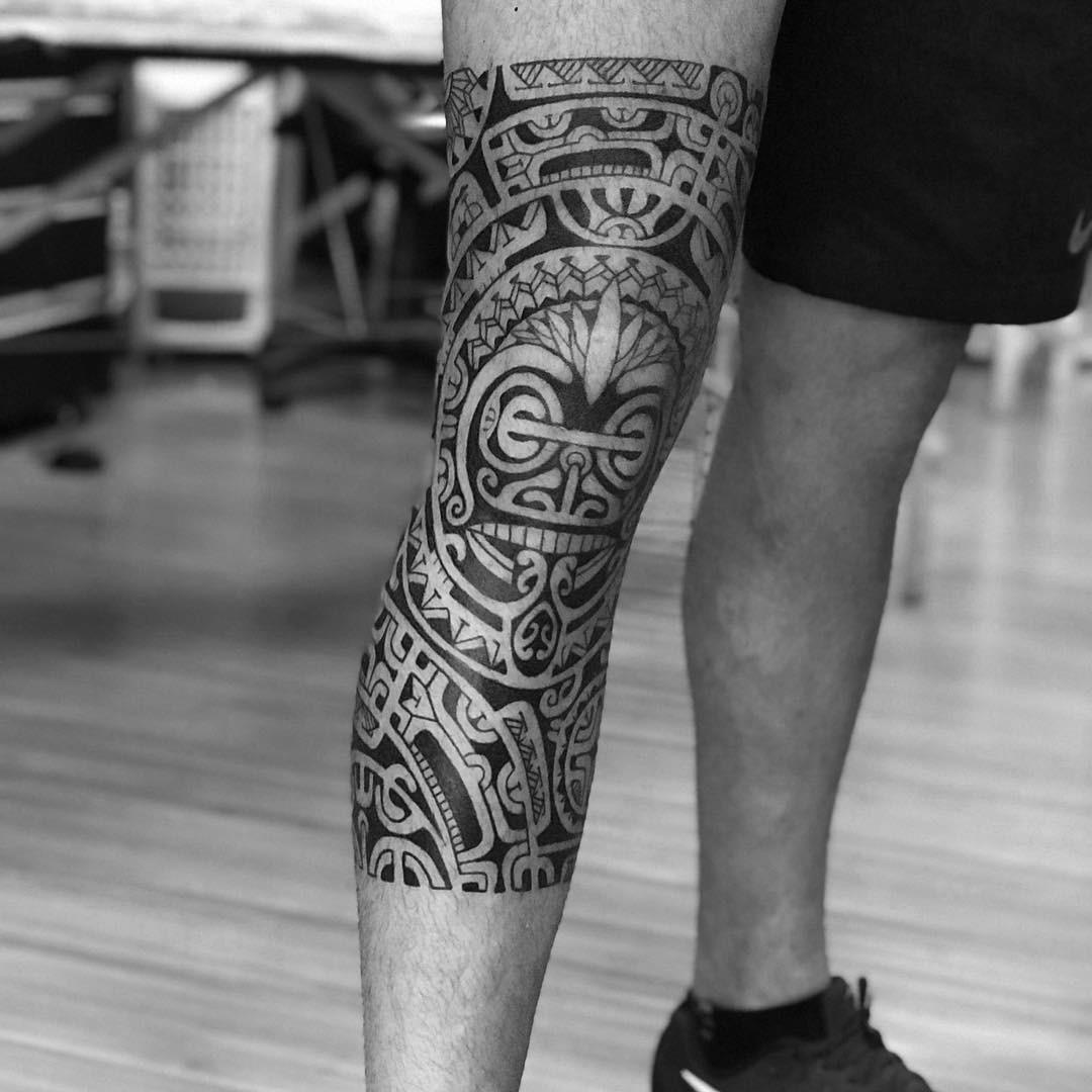Tribais Masculinas 45 Inspiracoes De Tatuagem Blog Tattoo2me