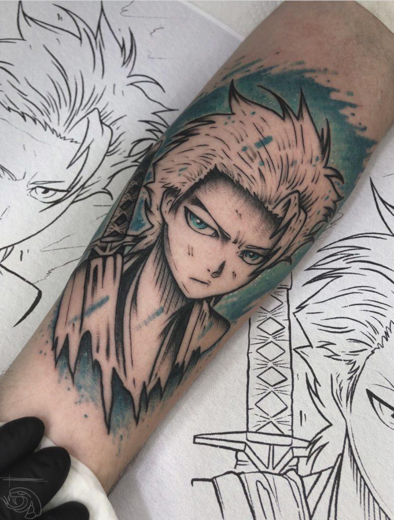 Foto de tatuagem feita por Thomaz (@thomaztattoo)