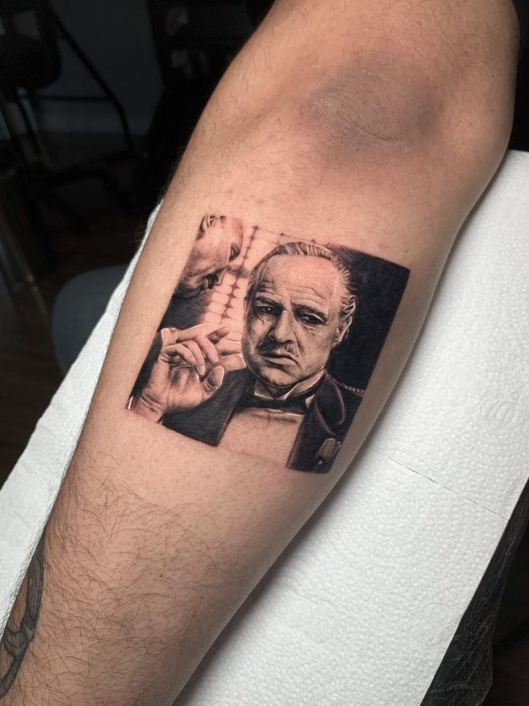 Foto de tatuagem feita por Zanone Tattoo (@zanonetattoo)