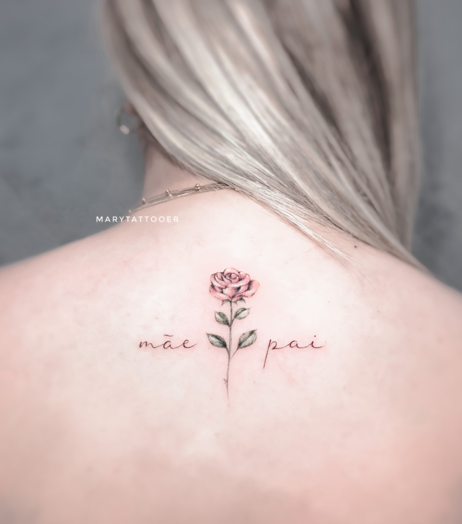 Foto de tatuagem feita por Marina Storck @marytattooer (@marytattooer)