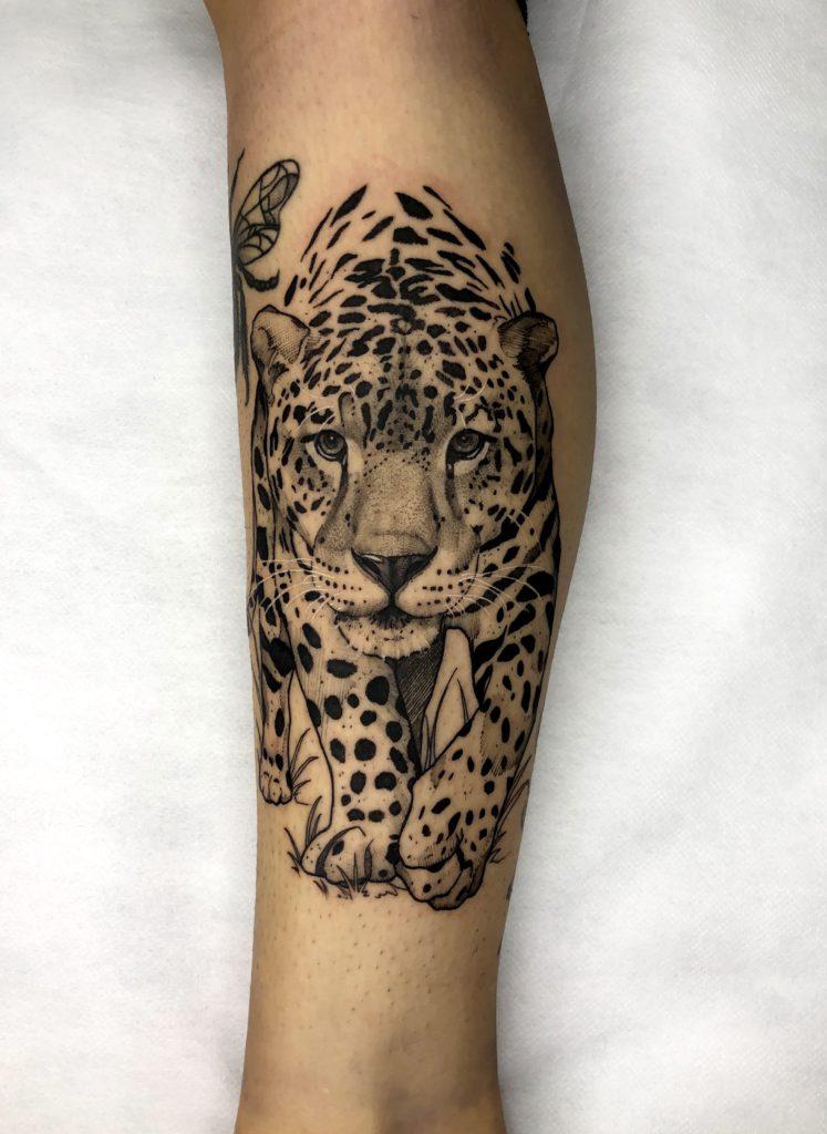 Foto de tatuagem feita por Samo (@samoel_luiz)