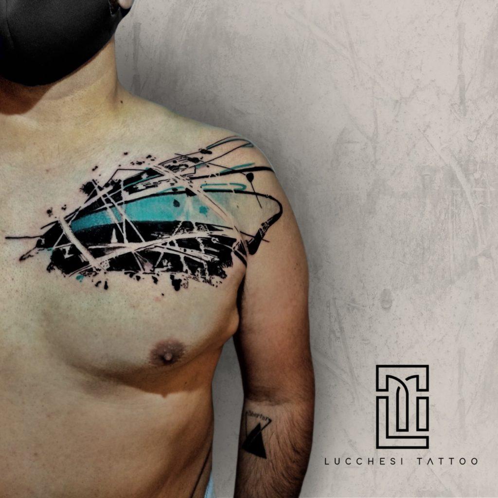 Foto de tatuagem feita por Lucchesi (@lucchesi.tattoo)