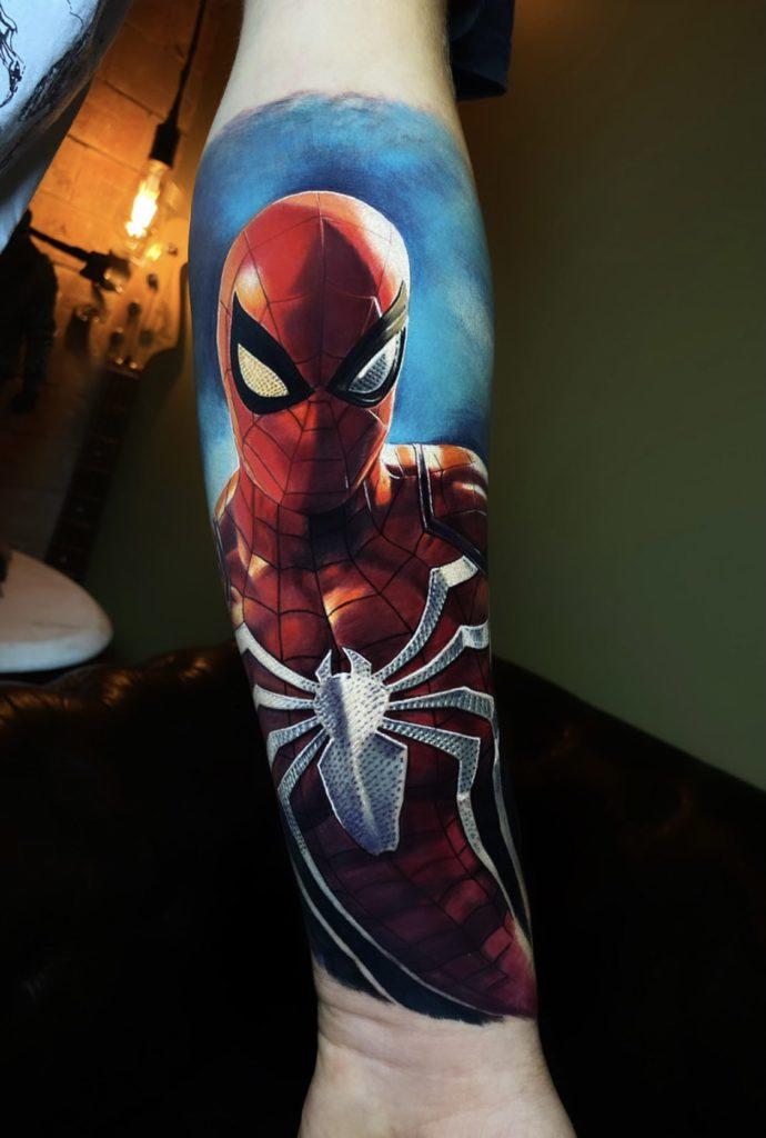 Foto de tatuagem feita por Rodrigo Koala (@rodrigo.koalatattoo)