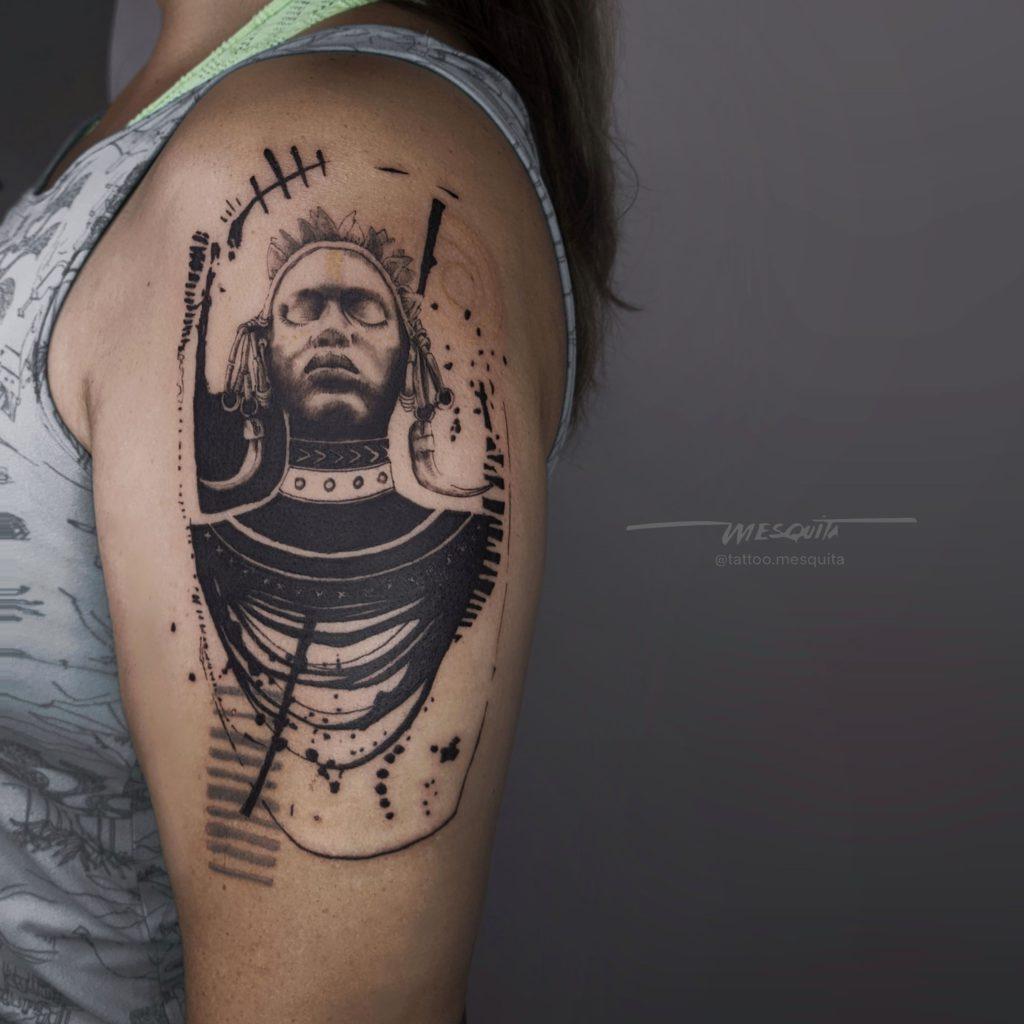 Foto de tatuagem feita por Mesquita (@tattoo.mesquita)