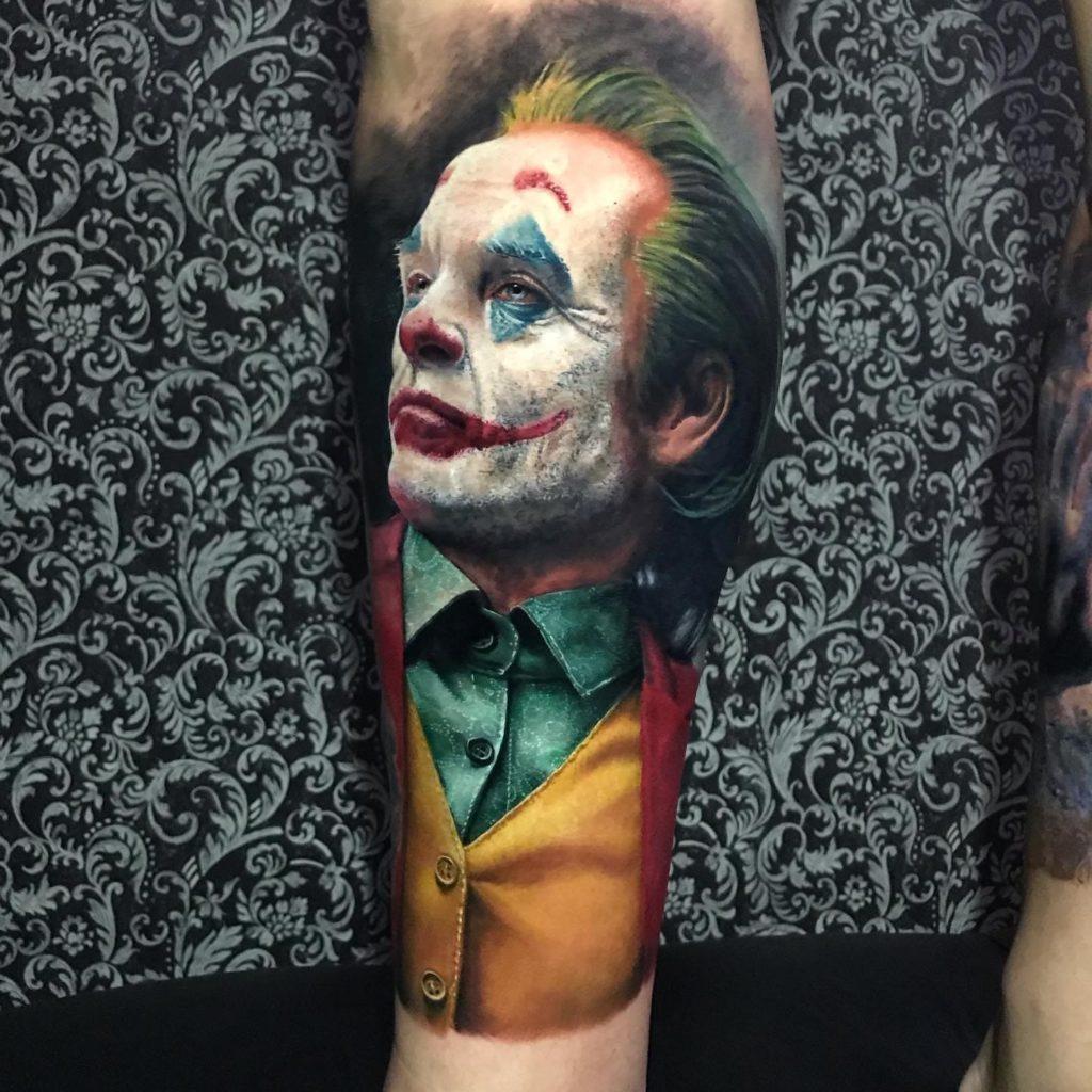 Foto de tatuagem feita por Silvio Muniz tattoo (@silviorealtattoo)