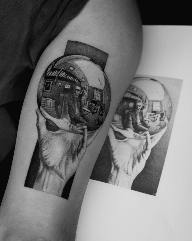 Foto de tatuagem feita por Fillipe Pacheco (@fillipepacheco_tattoo)
