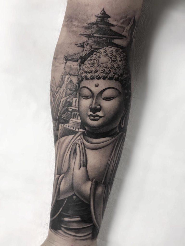 Foto de tatuagem feita por Wellington Hamada (@hamada_tattoos)