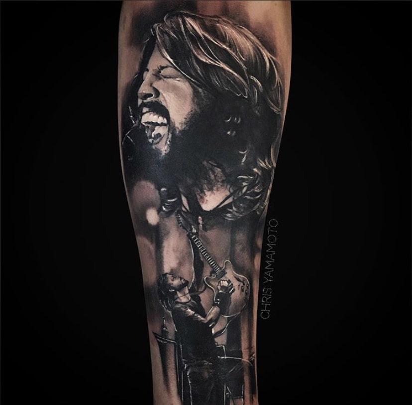 Foto de tatuagem feita por Chris Yamamoto (@chris.yamamoto.tattoo)